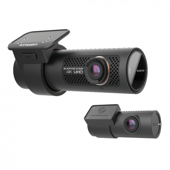Blackvue DR900X-2CH inkl. 64GB Duale GPS Autokamera Dashcam