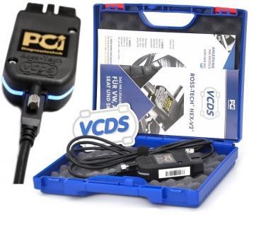Ross-Tech® VCDS HEX-V2 Professional
